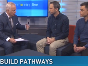 Build pathways – CHCH Morning Live