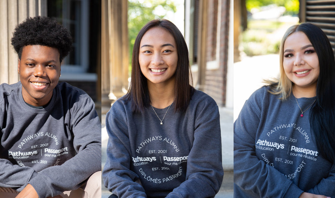 Meet 3 Young People Who are Looking to Give Back and Shape our Future