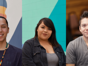 Creating a Sense of Belonging: Three Indigenous Alumni Talk About Their Experience with Pathways