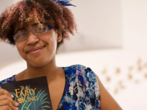 Becoming an Author: Emma's Journey to Publishing The Fairy King
