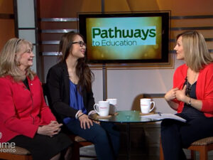 Pathways Alum and Founder on Rogers Daytime Toronto