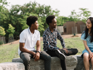 Helping students connect with the land